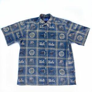 Reyn Spooner UCLA Bruins Hawaiian Shirt